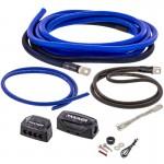 Kicker PKD1 Dual 1/0 Gauge 2-Channel Power Amplifier Installation Kit