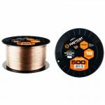Metra Raptor RSW18-500 18-Gauge 500 Ft Clear Speaker Wire