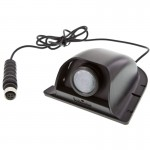 DISCONTINUED - Safesight SC0102 RV Commercial Side mount Back Up Color CCD Camera with 120 degree Wide Angle Night Vision
