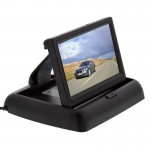 DISCONTINUED - Safesight TOP-043LE Dash Mount Pop up LCD Monitor