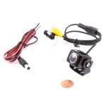 Safesight TOP-SS-251M Surface Mount Rear view Back Up Camera with 170 degree viewing angle