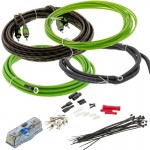 Atrend ATRF8 Surge Series 8 Gauge Car Amplifier Wiring Installation Kit