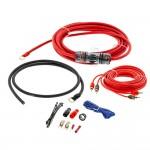 T-Spec V6-RAK8 8 Gauge V6 Series CCA Amp Kit w/2-Channel RCA Cables
