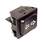 Quality Mobile Video TOP-A242 20 Amp Momentary off rocker switch
