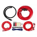 T-Spec V6-0RAK 0 Gauge V6 Series Amplifier Installation Kit with RCA cables