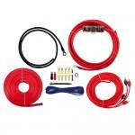 T-Spec V6-8RAK 8 Gauge V6 Series Amplifier Installation Kit with RCA cables