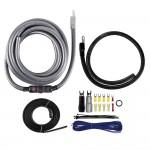 T-Spec V8-0PK 0 Gauge V8 Series Amplifier Installation Kit - Power only