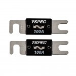T-Spec V8-ANL100 V8 Series 100 Ampere Nickel Plated ANL Fuses - 2 Pack