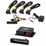 Xantech DL85K LCD / CFL - Proof Dinky Link Remote IR Kit