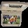 """Audiovox AVXMTG9 9"""" Overhead Flipdown DVD player in Tan"""