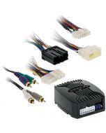 Metra MITO-01 2006 - 2012 Mitsubishi amplified audio system interface -