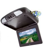 Boss Bv11.2Mc Flip-Down Monitor With Built-In Dvd Player - DVD Loaded