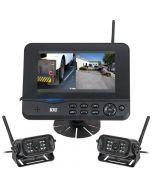 Boyo VTC700RQ-2  Digital Wireless Back up Camera System - Main
