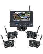 Boyo VTC700RQ-4  Digital Wireless Back up Camera System - Main
