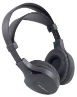 Accelevision CDIRHP Wireless headphone single channel wireless infrared stereo headset