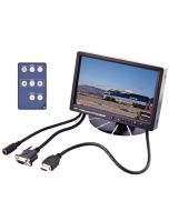 """Accelevision LCDP7WVGAHBLS 7"""" Sun Light Readable LCD monitor with VGA input - Main"""