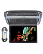 """Quality Mobile Video QMV-X10DVD Clarus 10"""" Overhead DVD player - With Remote control"""