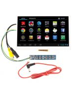 """Quality Mobile Video TOP-SS-LCD7WHDMI 7"""" Raw LCD monitor - Front"""