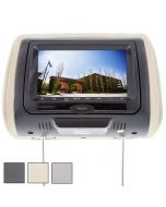 Concept CLD-703 DVD Headrest Monitor - All colors