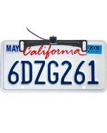CrimeStopper SV-5350.II License Plate and Surface Mount Backup Camera - Main