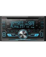 DISCONTINUED - Kenwood eXcelon DPX593BT Double DIN Car Stereo Receiver with Bluetooth
