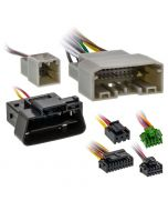 idataLink Maestro HRN-RR-CH1 Radio Replacement and Steering Wheel Interface Harness - Main