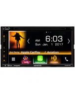 """Kenwood DNX574S Double DIN 6.8"""" In-Dash Bluetooth Navigation Receiver - Main"""