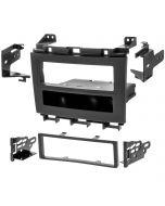 Metra 99-7427B Single DIN Car Stereo Dash Kit for 2009 - 2014 Nissan Maxima (Non Nav Models) - main