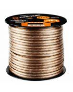 Metra Raptor RSW10-100 10-Gauge 100 Ft Clear Speaker Wire