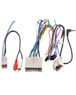 Axxess AX-ADXSVI-FD1 Interface Box Harness for Ford 2007-Up Vehicles