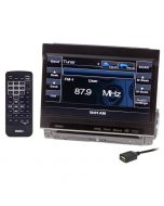 Clarion VZ401 Single DIN In Dash Car Stereo - Main unit