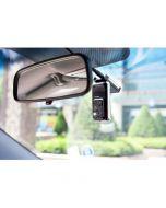 Boyo VTR104 Car Dash Cam - Installed detail