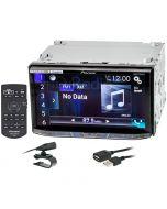 "Pioneer AVH-4100NEX In Dash 7"" WVGA Touchscreen Multimedia Receiver - Main"
