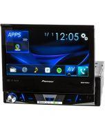 Pioneer AVH-X7800BT Single DIN Flip-up car stereo receiver - Home