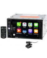 """Pioneer AVIC-5200NEX Double DIN 6.1"""" In Dash Car Stereo Receiver - Main"""