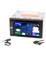 Pioneer AVIC-6100NEX Double DIN Car Stereo with GPS Nav - Main