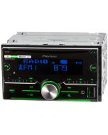 Pioneer FH-X731BT Double-DIN In-Dash CD Receiver - Main