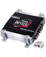 Pyle PLAD-213 1000-Watt 2-Channel MOSFET Amplifier 500W X 2 Channels
