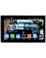 """Pumpkin 10.1"""" Android 10.0 Stereo with WiFi Compatibility, Capacitive Touchscreen, and 32GB Internal Storage plus Apple Carplay and Android Auto Ready"""