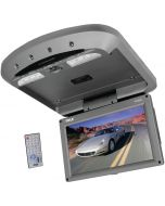 "Pyle PLRD95 9.5"" Flip-Down Monitor with Built-in DVD/SD™ Card/USB Player"