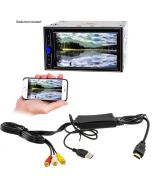 Quality Mobile Video HDMIV HDMI to Composite Video/Audio Adapter Cable - Main