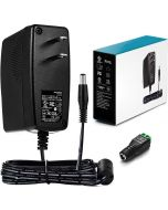Quality Mobile Video LCDT2A 2 amp 24 watt continuous output AC Adapter
