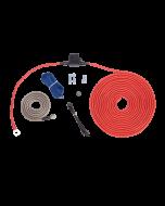 Rockford Fosgate RFK10 10 Gauge Amplifier Installation Kit-main