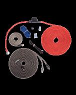 Rockford Fosgate RFK10I 10 Gauge Amplifier and Signal Wiring Installation Kit-main