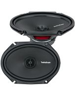 "Rockford Fosgate R168X2 6""x8"" 2-Way Full-Range Speaker - Main"