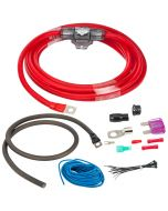 Rockford Fosgate RFK4 4 Gauge Amplifier Installation Kit