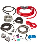 Rockford Fosgate RFK4D Dual amplifier installation kit - Main