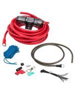 Rockford Fosgate RFK10 10 Gauge Amplifier Installation Kit