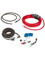 Rockford Fosgate RFK8I 8 Gauge Amplifier and Signal Wiring Installation Kit