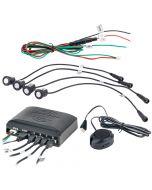 iPark IPTSR400 Backup sensor with four sensors - Main